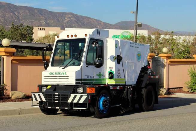 M4 Hybrid Diesel/Electric